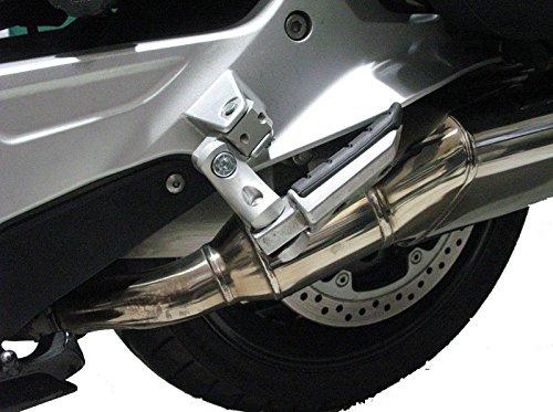 MV Fußrastentieferlegung Sozius verstellbar für BMW K1600GT/GTL 40 mm tiefer
