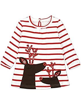 Juleya Baby Unisex Weihnachten Party Christmas Kostüme - Infant Jungen Mädchen Strampler Kostüme Weihnachtskostüm...