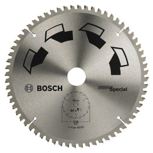 Bosch 2609256895 Lame de scie circulaire Spécial 235 mm