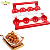 Best Amazon Meat Slicers - Generic Food-Grade Plastic Fish Balls Meatballs Mold Maker Review