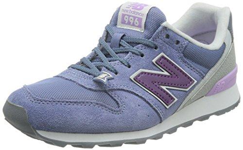 New Balance Wr996 Gg, Chaussures Femme Gris