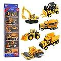 TH Mini-Bauwagen Legierung Modelle Autos Spiele Fahrzeuge für Kinder Jungen, 6er Set von Tianhong Toys Factory