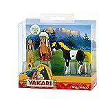 Bullyland 43308 Figuren Set Yakari