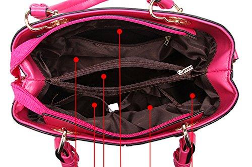 Borse Donna Keshi Pu Cute, Hobo Bags, Tracolle, Buste, Secchielli, Borse Moda, Velluto, Pelle Scamosciata, Pelle Scamosciata, Borsa Rosa