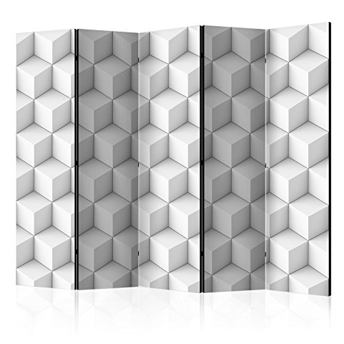 murando Paravent & Tableau daffichage en Liege: 225x172 cm Reversible Impression sur Papier intissé 100% Opaque Paravent decoratif pour Chambre Paravent en Bois avec Impression a-B-0060-z-c