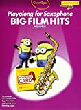 Guest Spot: Big Film Hits Playalong for Alto Saxophone (Book/Audio Download) by Unknown(2015-01-29)