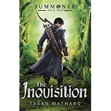 Summoner: The Inquisition: Book 2 (English Edition)