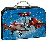 Unbekannt Kinderkoffer Disney Planes Dusty - Groß - Puppenkoffer Koffer Reisekoffer aus Pappe - Flugzeuge Fahrzeug Jungen