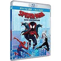Spider-Man : New Generation 3D + Blu-Ray 2D