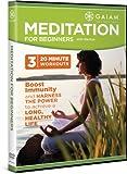 Meditation for Beginners [DVD] [Region 1] [US Import] [NTSC]