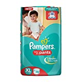 #1: Pampers Extra Large Size Pants Diapers, 58 Pieces
