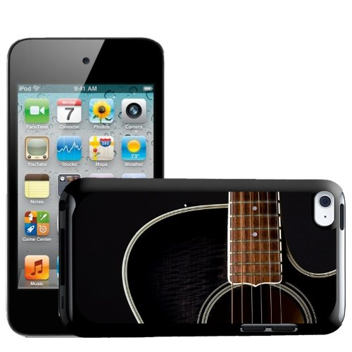 fancy-a-snuggle-close-up-of-black-wooden-guitar-design-hard-back-case-cover-for-apple-ipod-touch-4th