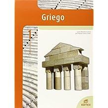 Griego 1º Bachillerato - 9788497714624