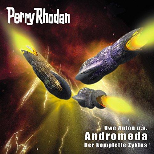 Perry Rhodan Andromeda 1-6: Der komplette Zyklus