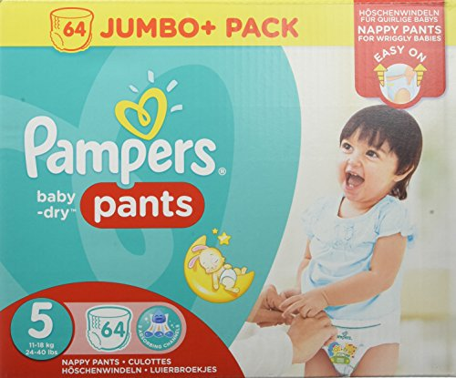 Pampers-Baby-Dry-Pants-Gr-5-11-18-kg-64-Windeln-1er-Pack-1-x-64-Stck