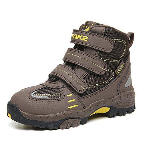 Botas de Senderismo Botas de Nieve Zapatos de Senderismo para Niños