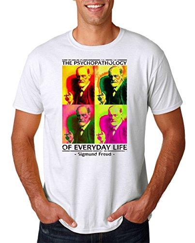 The Psychopathology Of Everyday Life - Sigmund Freud - Mens T Shirt
