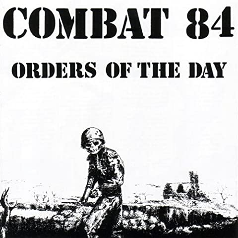 Combat Rock - Orders of the Day [Import