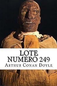 Lote numero 249 par Arthur Conan Doyle