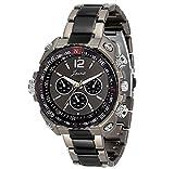 Jainx Biker Black Dial Analog Chain Watch For Men
