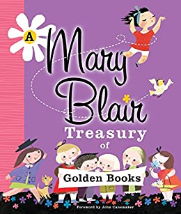 A Mary Blair Treasury of Golden Books di [Various]