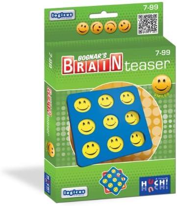 Huch & Friends Friends Friends - 877826 - Jeu De Stratégiee Bognar's Brain Teasers Smilies | Aspect Attrayant  7ffcf9