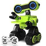 Roboter Fernbedienung und intelligente Sprachsteuerung, programmierbar, Berührungssensor STEM-Roboter-Lernspielzeug mit interaktiver Funktion zum Gehen, Singen, Erkunden, Bereitstellen von wissenschaftlichen Vorträgen