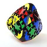 F Fityle Unregelmäßige Zauberwürfel Puzzle Geschwindigkeit Würfel Gehirn Teaser Spiel Denkaufgabe Intelligenz Spielzeug - # H