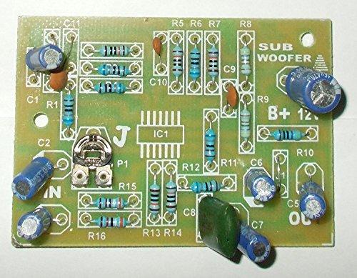 Soumik Electricals Subwoofer Filter Board