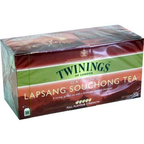 Twinings Teebeutel Lapsang Souchong Tea 25 Btl. (Lapsang Twinings Souchong)