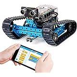 Makeblock mBot Ranger, Robot Giocattoli, Robot Bambino Educativo 3-in-1, Tre Moduli, Versione Bluetooth, Blu, Steam Education