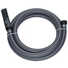 Gardena Equipo Con filtro de extracción y válvula antirretorno. Longitud : 7 m, Black, 29.99x19.98x19.98 cm