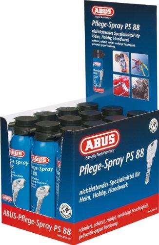 Preisvergleich Produktbild ABUS VK DISPLAY PS88 PFLEGE-SPRAY 50ml PK-24