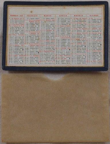 calendario 1947