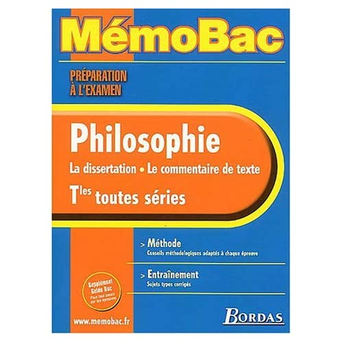 MEMO PREPA EXAM PHILOSOPHIE TERM (Ancienne Edition) by Henri Pena-Ruiz (2003-08-21)