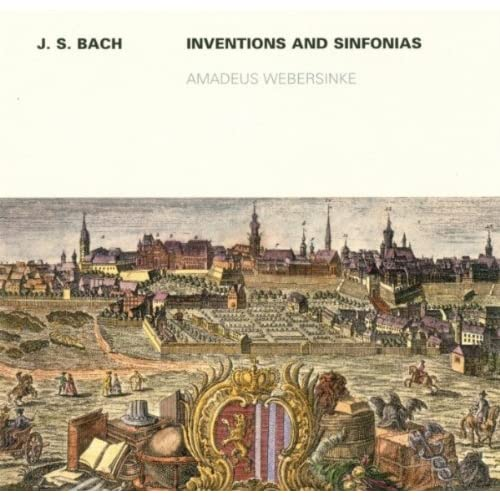 3-Part Inventions (Sinfonias) Nos. 1-15, BWV 787-801: Sinfonia No. 5 in E flat major, BWV 791