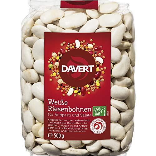 Davert Bio Weiße Riesenbohnen (2 x 500 gr)