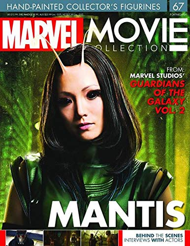 Eaglemoss Marvel Movie Collection Nº 67 Mantis (Guardians of The Galaxy 2) 4