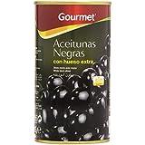 Gourmet Aceitunas negras con Hueso Extra - 185 g