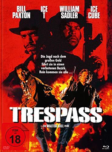 Trespass - Limitiertes Mediabook (Cover B) - Limitiert auf 500 Stück (+ DVD) [Blu-ray]