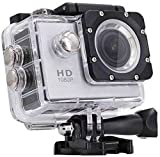 #5: Rich Walker 2017-2018 Stunt View Camera of 1080P Waterproof Digital with with led Screen(Memory Card) Sports and Action Camera