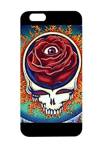 Case For Iphone 6 /4.7 Inch Newest Grateful Dead Pattern Protective Case Diy ka ka case