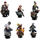 Chess Piece Collection R NARUTO - Naruto - Shippuden (BOX) (japan import)
