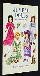Jumeau Dolls. Sticker Paper Dolls