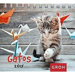 Groh Gatos. Minicalendario 2018