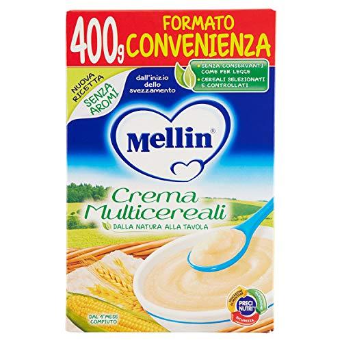 Mellin Crema Multicereali 400 g