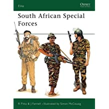 South African Special Forces (Elite, Band 47)
