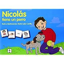 Nicolás tiene un perro (Pictogramas)