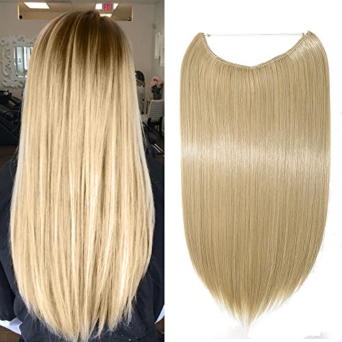 Extensiones Cabello Natural Con Hilo [ Adjustable