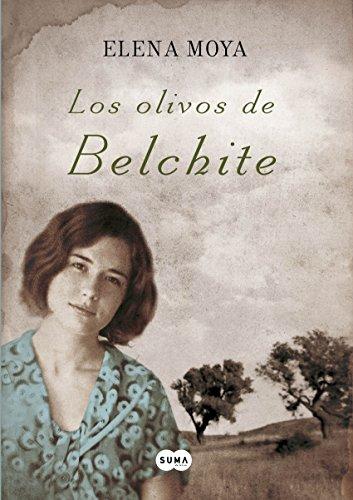 Los olivos de Belchite por Elena Moya